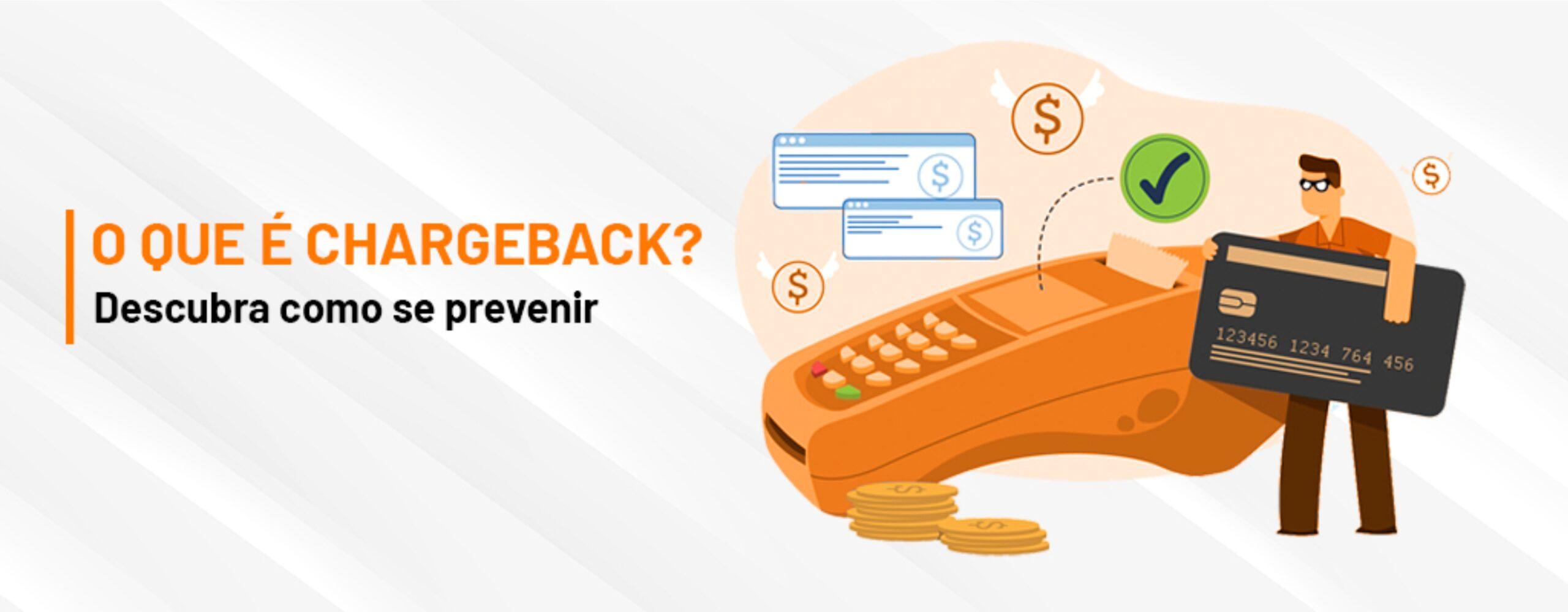 O que é chargeback?
